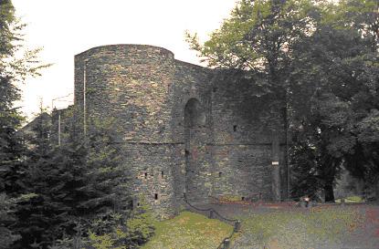 Salm–château, Belgique